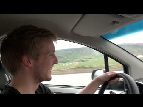 ICELAND TRIP - Reykjavik to Jokulsarlon Lake ROAD TRIP