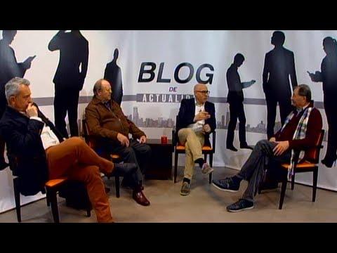 Programa BLOG DE ACTUALIDAD - Debate político de actualidad local 12 diciembre PARTE 1