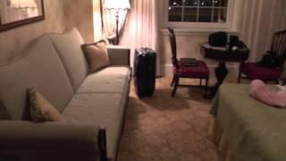 Disney ディズニーランドホテル ピーターパンルームにひとりで泊まってみた 2013年12月3日