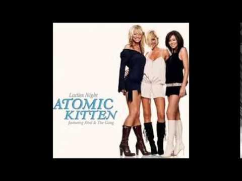 Atomic Kitten - Always Be My Baby