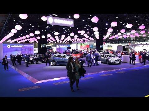 Gárazs ep. 509 (2015.10.04) - IAA 2015 (Nissan, Kia, Ford, Jaguar)