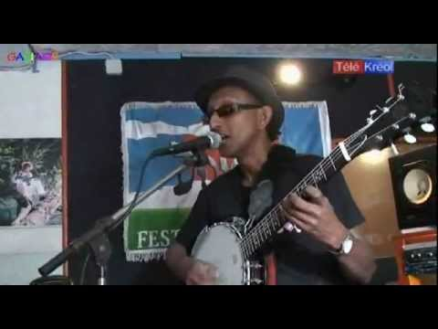 "APOLONIA - Emission ""GADIAMB"" sur Télé Kreol - Octobre 2011"
