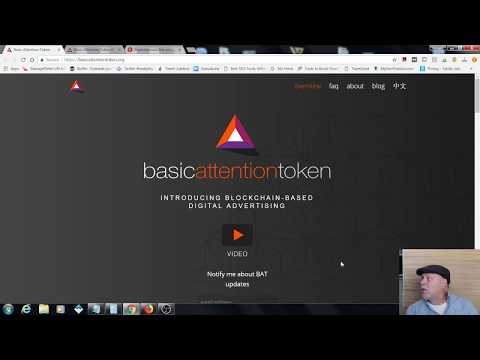 Basic Attention Token Up 25 Percent On Youtube Payment News