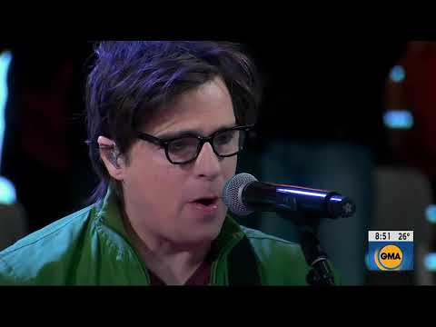 Weezer - Take On Me (3.1.2019)(#GMA 720p)