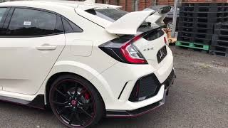 胡亂開箱囉! Honda Civic type-R FK8