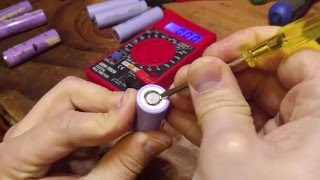 0v 18650 - How the CID works