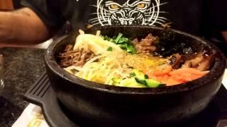 Chodang Korean restaurant