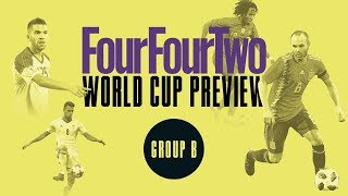 World Cup 2018 Group B Preview | Spain | Portugal | Iran | Morocco