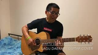Waktu Ujan Sore-sore - Maluku | Lagu Daerah Guitar Cover