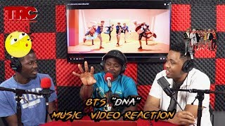"BTS ""DNA"" Music Video Reaction"
