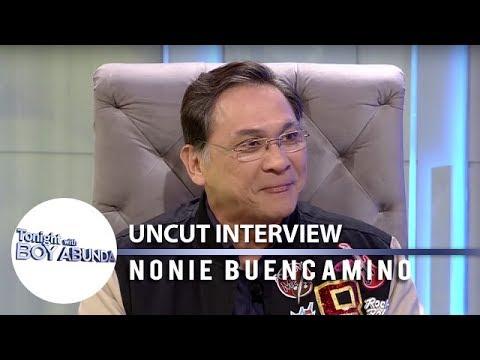 TWBA Uncut Interview: Nonie Buencamino