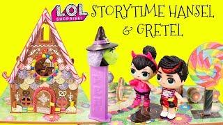LOL Surprise Storytime Hansel &amp Gretel Fairytale Spice &amp Spice Boi