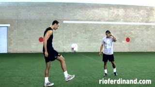 финты с мячом
