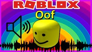 I SLOWED THE ROBLOX OOF SOUND AND GOT A HIDDEN MESSAGE!?!?