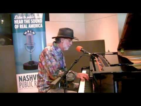 BJ Leiderman at Nashville Public Radio - May 2015
