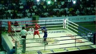 Maasin City Boxing-General Santos City vs. Pacquiao-Sarangani Team