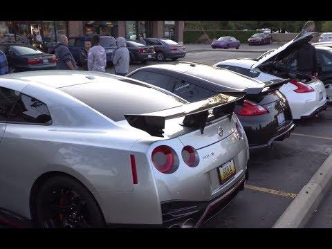 (4K) - Car Culture of Detroit v2