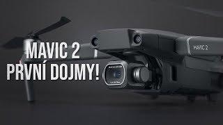 Dva super drony: DJI Mavic 2 Pro a Zoom! IFA 2018 (PREVIEW #818)