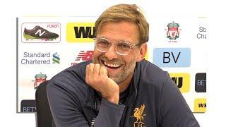 Jurgen Klopp Full Pre-Match Press Conference - Liverpool v Crystal Palace - Premier League