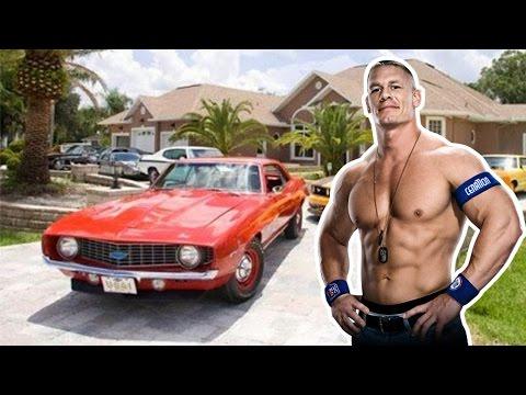John Cena Car Collection Youtube