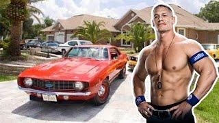 John Cena Car Collection 2016