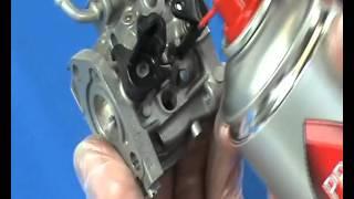 видео Топливная система на двигатель Honda GCV 160