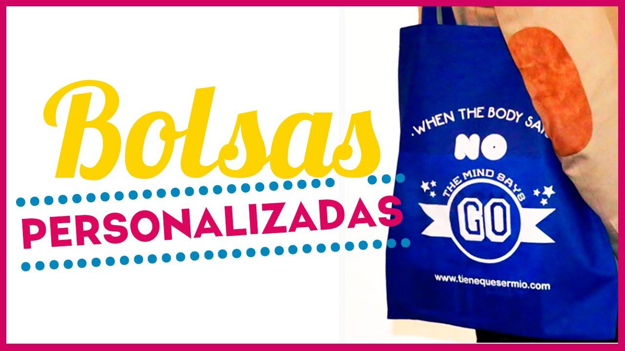 Bolsas de tela personalizadas un regalo promocional - Bolsas de regalo personalizadas ...