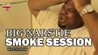 Big Narstie - Smoke Session / Vlog Thingy [@BigNarstie]