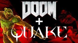 DOOM + Quake MOD: Slayer's Testaments