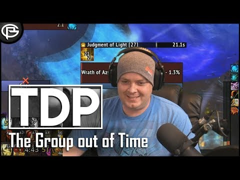 The Group with No Time - Prot Paladin [TDP]