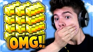 SPENDING 640 GOLD!! | Minecraft MONEY WARS with BajanCanadian!
