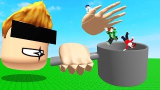 ROBLOX VR But I COOK PLAYERS..