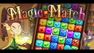Android Magic Match - Match 3 Game