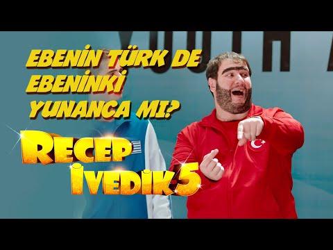 Ebenin Türk de Ebeninki Yunanca mı?   Recep İvedik 5