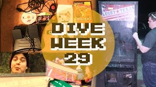 Video Game Store Dumpster Dive - BIGGEST FIND EVER!!! - Week 29 | + Fan Mail(We found something pretty freaking huge! Check out the latest episode of Dive Time!: https://www.youtube.com/watch?v=t2ZOtCAE0VE ▻ VINE: ..., 2016-01-29T18:54:24.000Z)