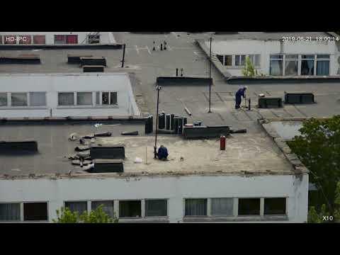 Ремонт крыши д сад №19