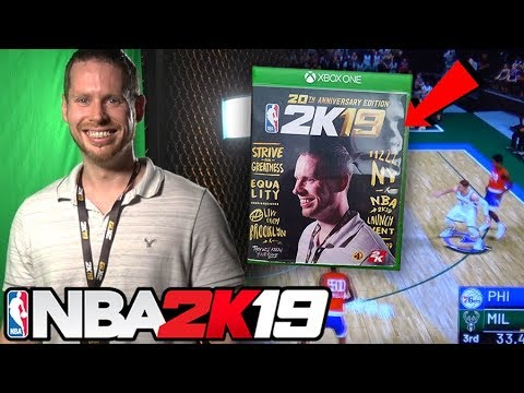 With NBA 2K19 about to launch, check out their Momentous preview video