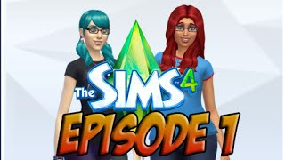 "Sims 4:  Episode 1 - ""What are you doing to my head?!"""