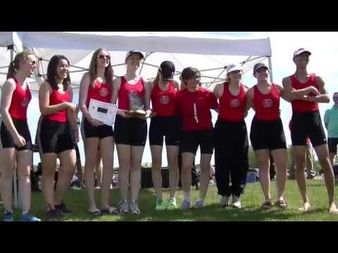 Edmonton Rowing - High School Regatta 2014