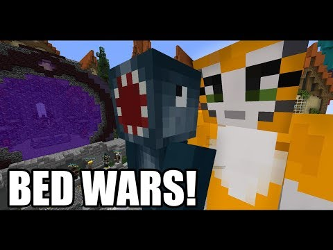 BEDWARS WITH STAMPY!!