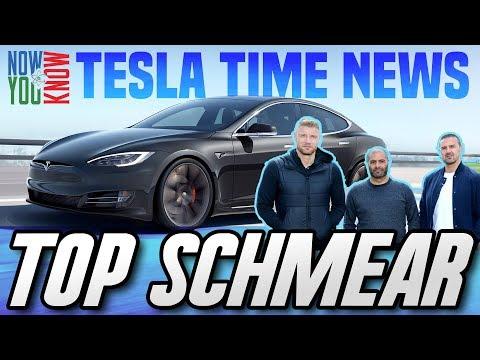 Tesla Time News - Top Schmear
