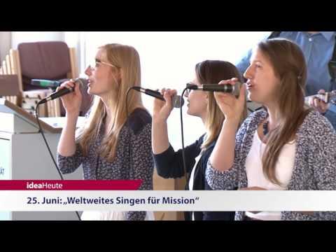 ideaHeute vom 23 06 2017 - Stadtschloss Berlin - Singen für Mission - Zeltevangelisation