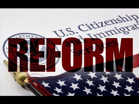 Иммиграционная реформа в США: все пункты реформы. Immigration Reform Details