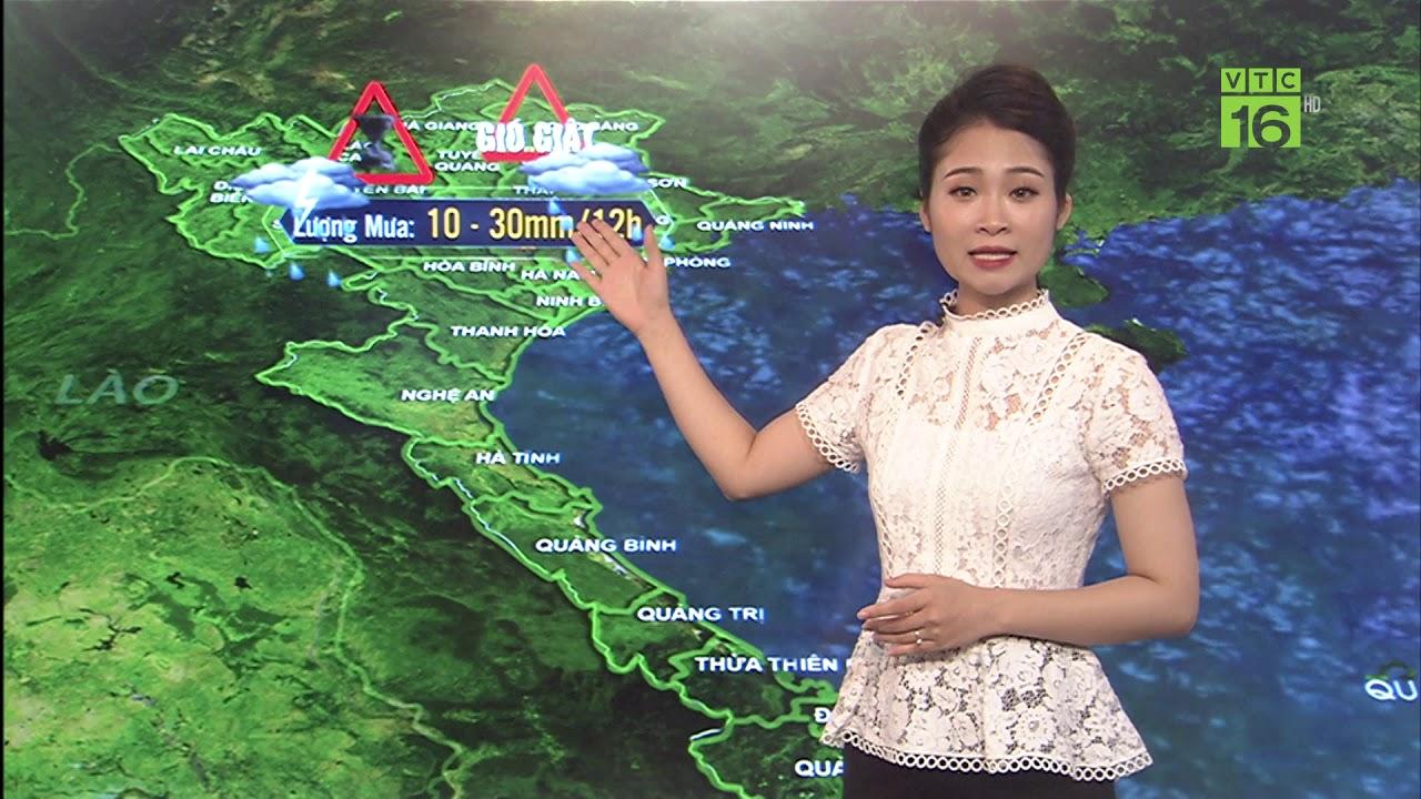 Dự báo thời tiết 20/06/2020 | Cảnh báo giông lốc ở miền Bắc | VTC16