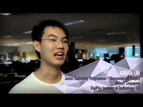 The Ubisoft Graduate Program – Gameplay Programming