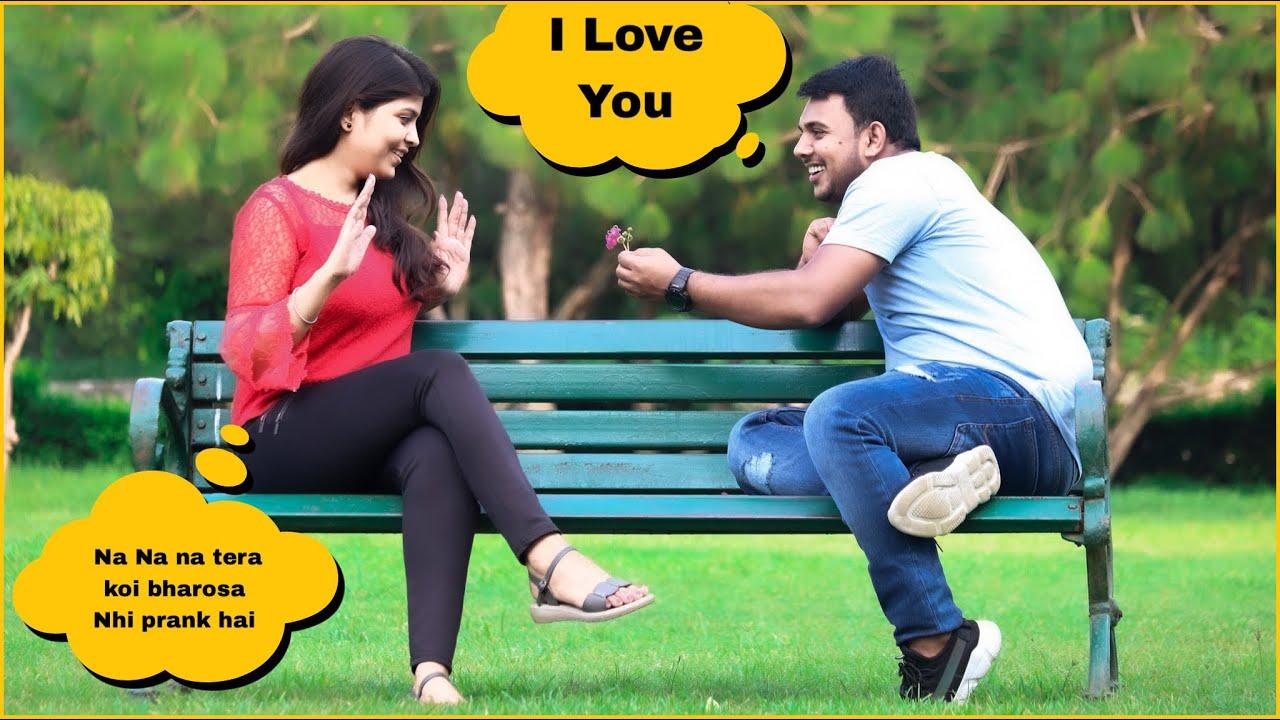 Will You Merry Me Prank On My Friend Jyoti