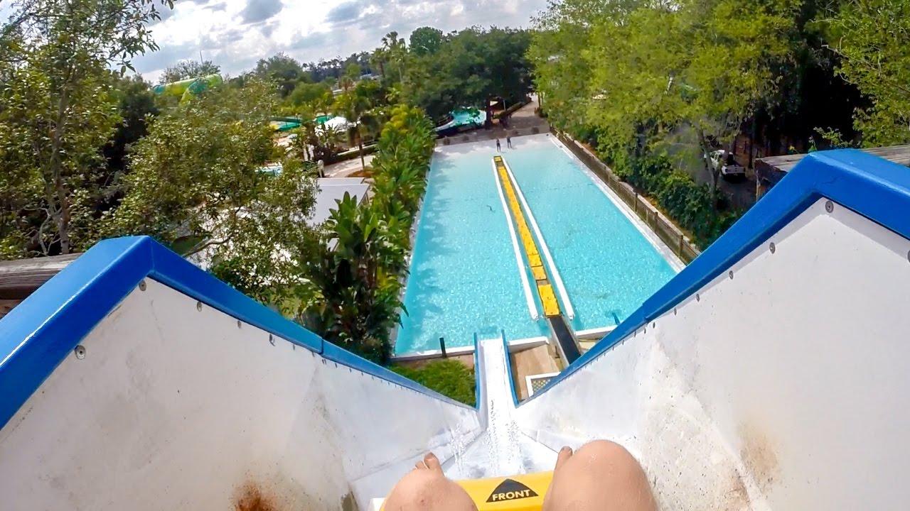 Adventure Island Tampa: Adventure Island Tampa - Everglides