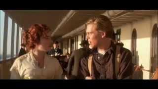 Titanic  Deleted Scene  Jack and Rose Talk on Promenade Deck (Rose39;s Dreams)