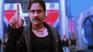 Don Surya Last Fight Scene with Don Stephen | Don | Nagarjuna, Anushka Shetty
