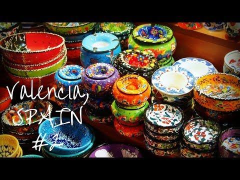 Valencia, Spain Gift stors and Valencia's charm #2
